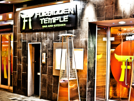 Forbidden Temple Bar and Kitchen